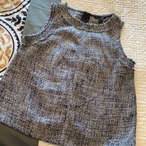 Excellent used condition Banana Republic top S M